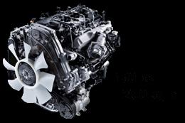 Công suất mạnh mẻ của động cơ Hyundai Porter H150 1T4