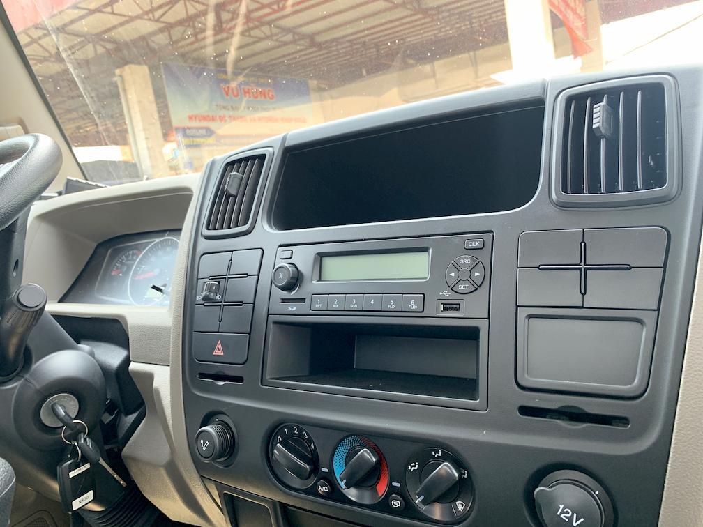 Hệ thống điều khiển trung tâm xe tải IZ65 Đô Thành