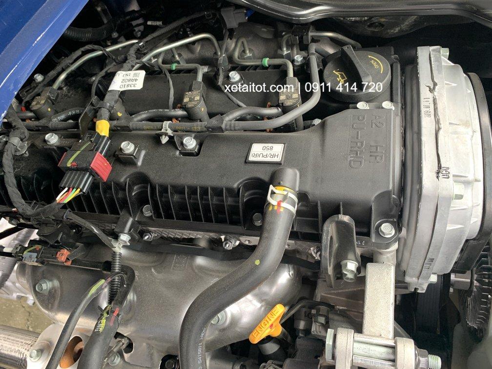 Hệ thống động cơ của xe tải Porter 150