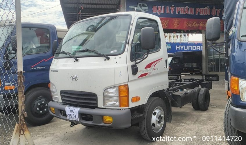 Chassis Hyundai N250