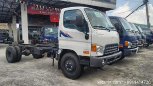 Xe tải Hyundai HD800 8 tấn.
