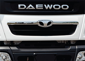 Lưới tản nhiệt xe tải Daewoo KC6A1