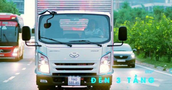 Xe tải IZ65 2.2 tấn ngoại thất