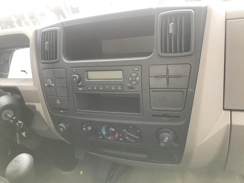 Hệ thống giải trí nội thất xe tải IZ65 3,5 tấn
