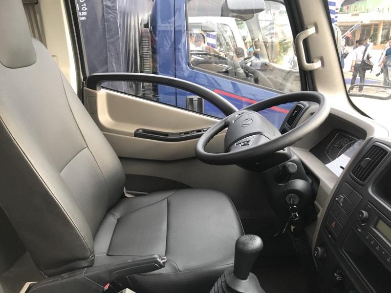 Nội thất xe tải IZ65 3,5 tấn Gold Đô Thành.