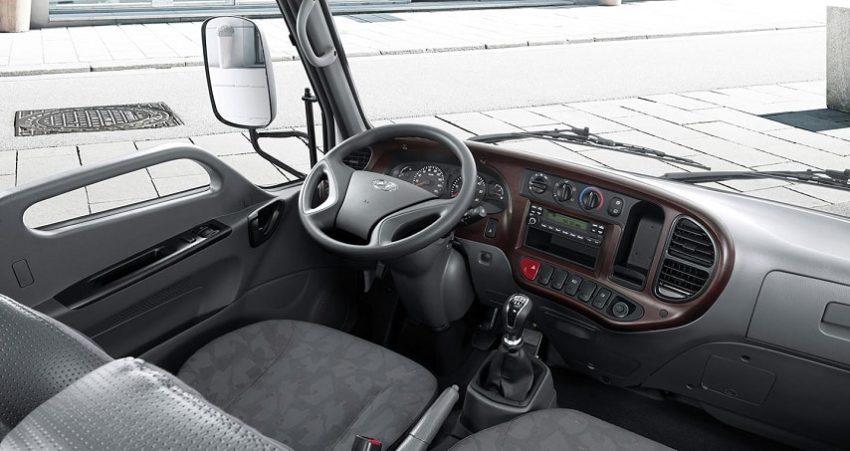 Ghế dành cho tài xế Hyundai N250