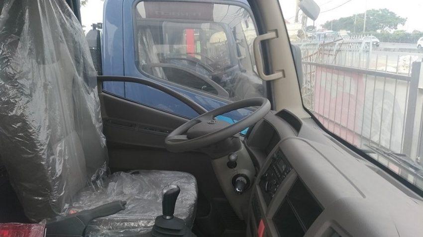 Cabin + nội thất xe tải Tera 240.