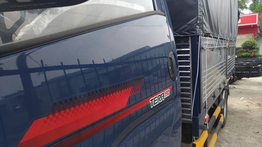Ngoại thất xe tải Tera 190