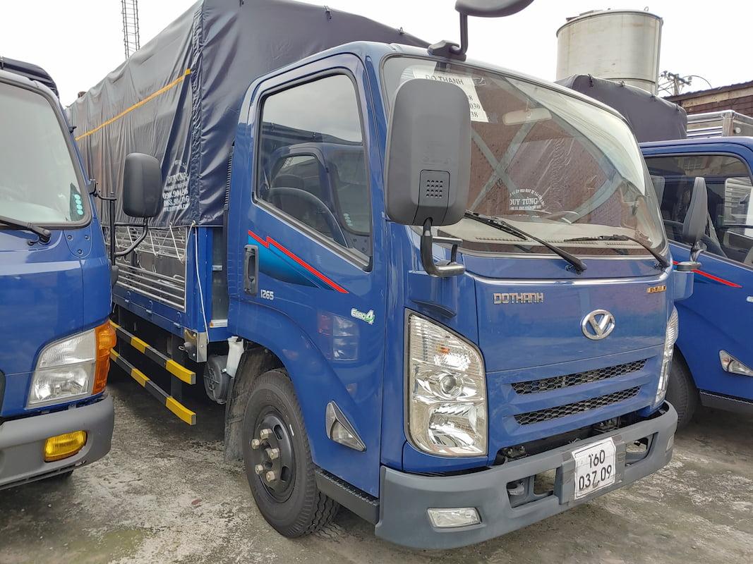 Thiết kế xe tải Đô Thành IZ65