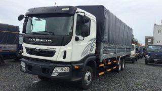 Xe tải Daewoo Prima 2 chân 9 tấn KC6A1