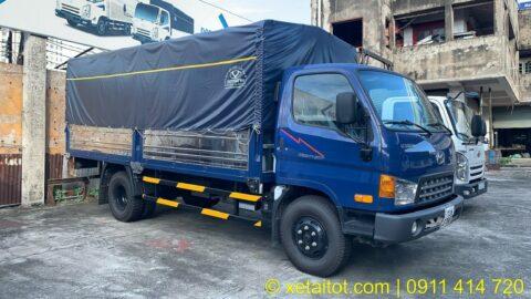 Xe tải Hyundai Mighty 2017