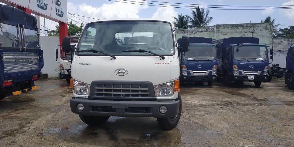 Xe tải Hyundai 8 tấn Mighty 2017