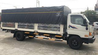Xe tải Hyundai 8 tấn HD120SL