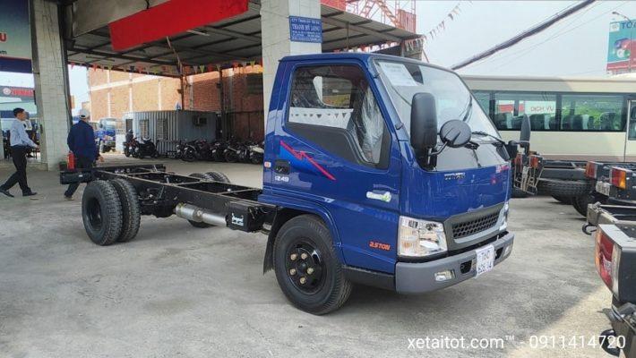 Xe tải IZ49 2018 Euro 4.
