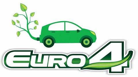 Tiêu chuẩn khí thải cho động cơ Euro 4