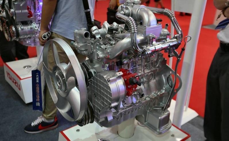 Động cơ ISUZU IZ49 Đô Thành