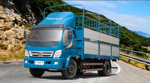 Giá xe tải 8 tấn Thaco Trường Hải