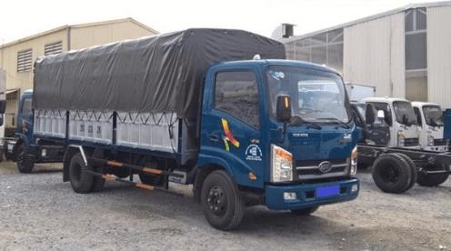 Xe tải 8 tấn xe Veam