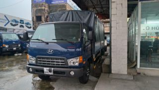 Giá xe tải 8 tấn Hyundai Mighty 2017