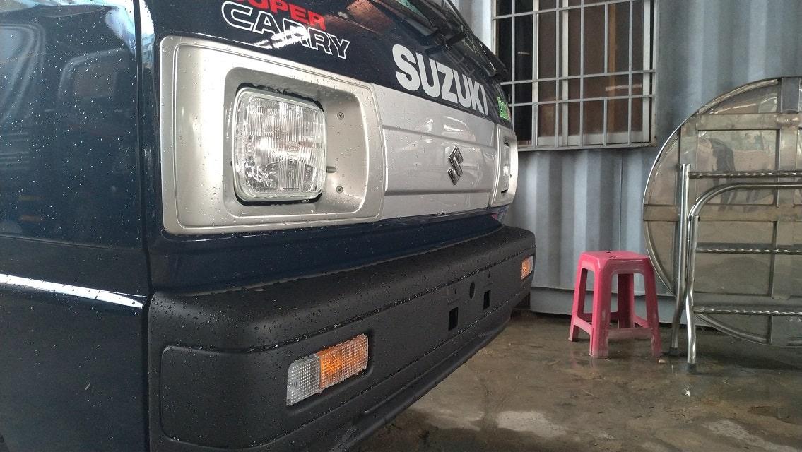 Hệ thống đèn chiếu sáng xe tải Suzuki