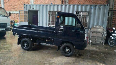 Ngoại hình xe tải SUZUKI 500 Kg