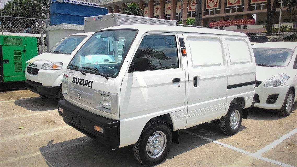 Dòng xe nhỏ gọn của SUZUKI