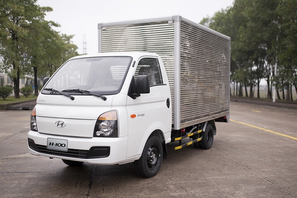 Xe tải 1 tấn H100