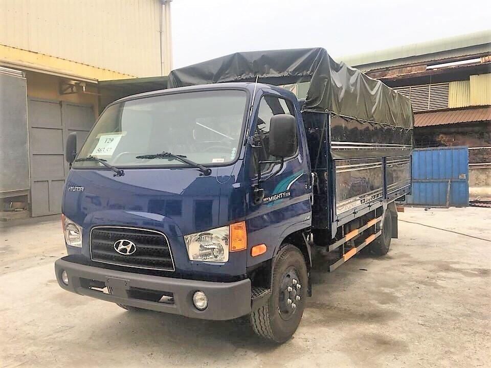 Hyundai Mighty 110S thùng bạt