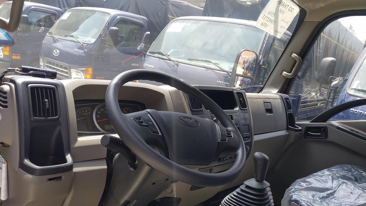 Tay lái trang bị điều khiển âm thanh tích hợp
