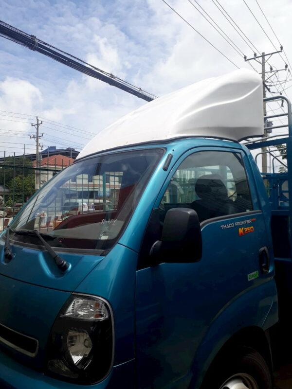 Mui lướt gió xe Kia k250