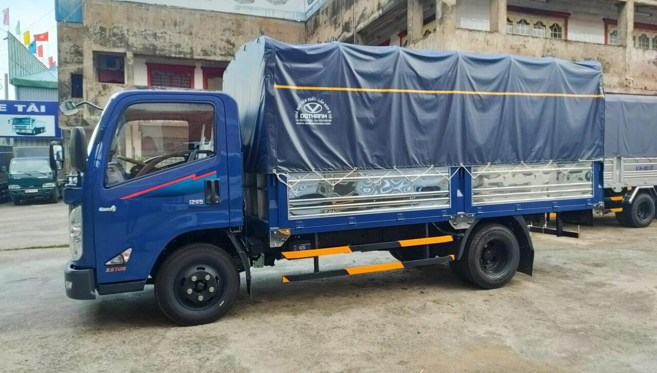 Giá xe tải Đô Thành IZ65 1.9 tấn