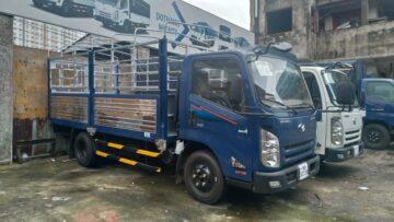 Thùng xe tải IZ65 Đô Thành