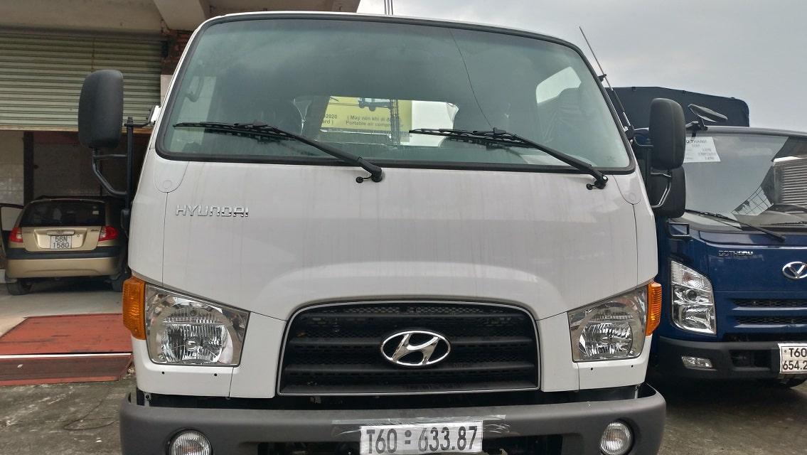 Ngoại thất xe Hyundai 110S