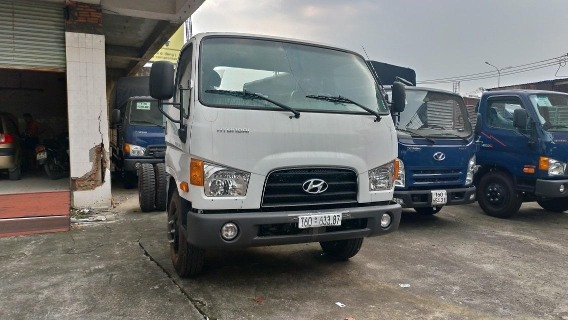 Xe tải Hyundai 7 tấn Mighty 110S