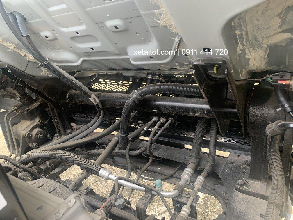 Thanh chắn ngang của xe Hyundai 110S