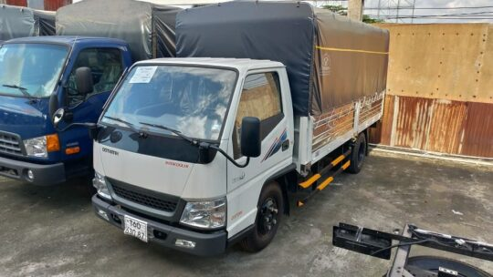 Xe tải 1,9 tấn IZ49