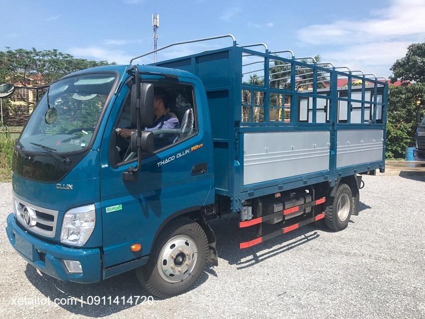 Xe tải lắp ráp linh kiện tại Việt Nam