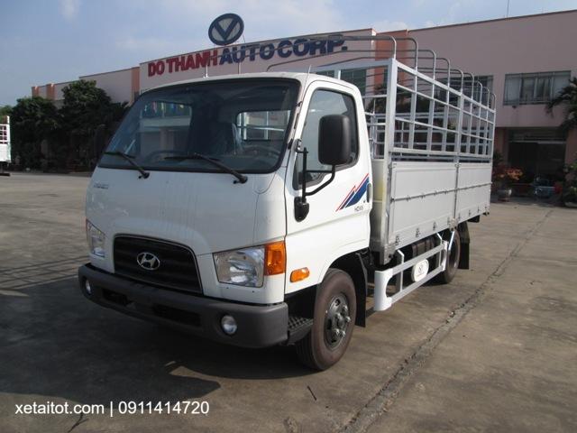 Xe tải Hyundai HD72 nhập