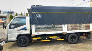 Báo giá xe tải IZ49 thùng bạt