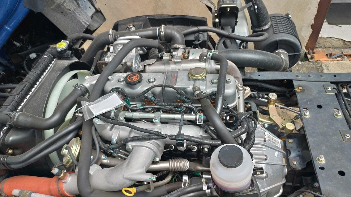 Động cơ xe IZ49