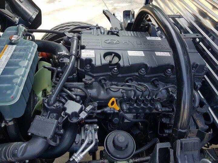 Động cơ Hyundai mới