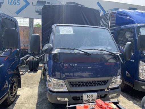 Xe tải IZ49 Đô Thành 2019 màu xanh