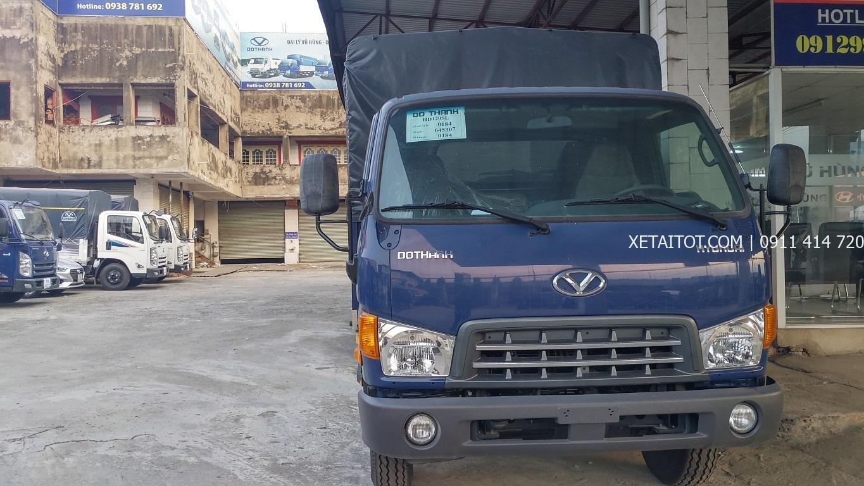 Hyundai Đô Thành HD120SL 8 tấn