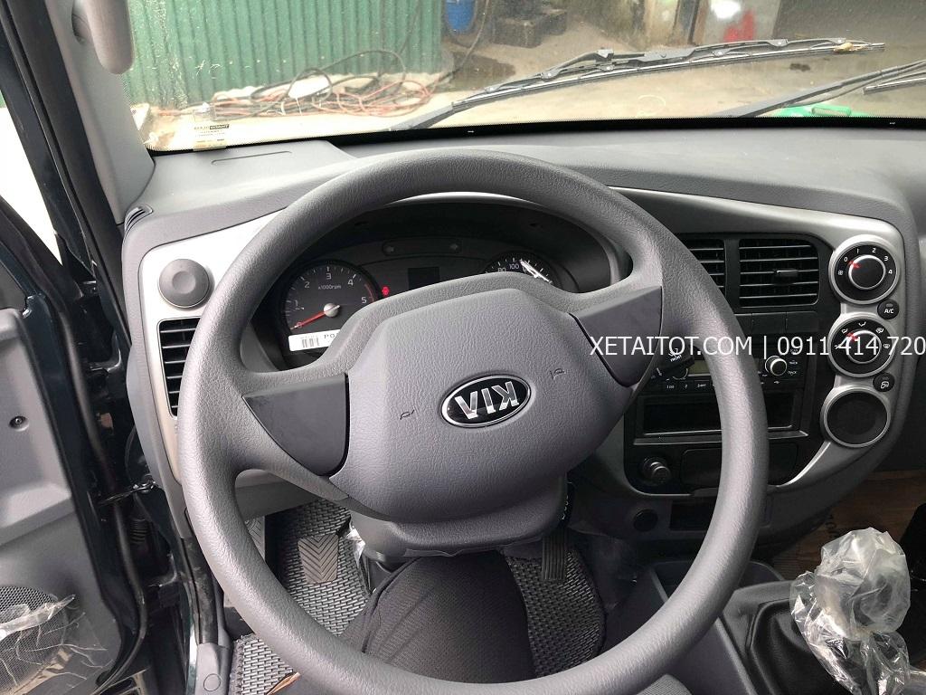 Nội thất Kia K250 Thaco