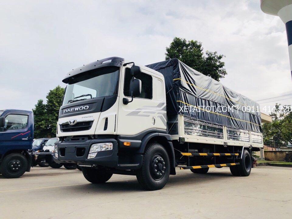 Xe tải Daewo Prima là dòng xe đầu tiên nhà máy Đô Thành lắp ráp