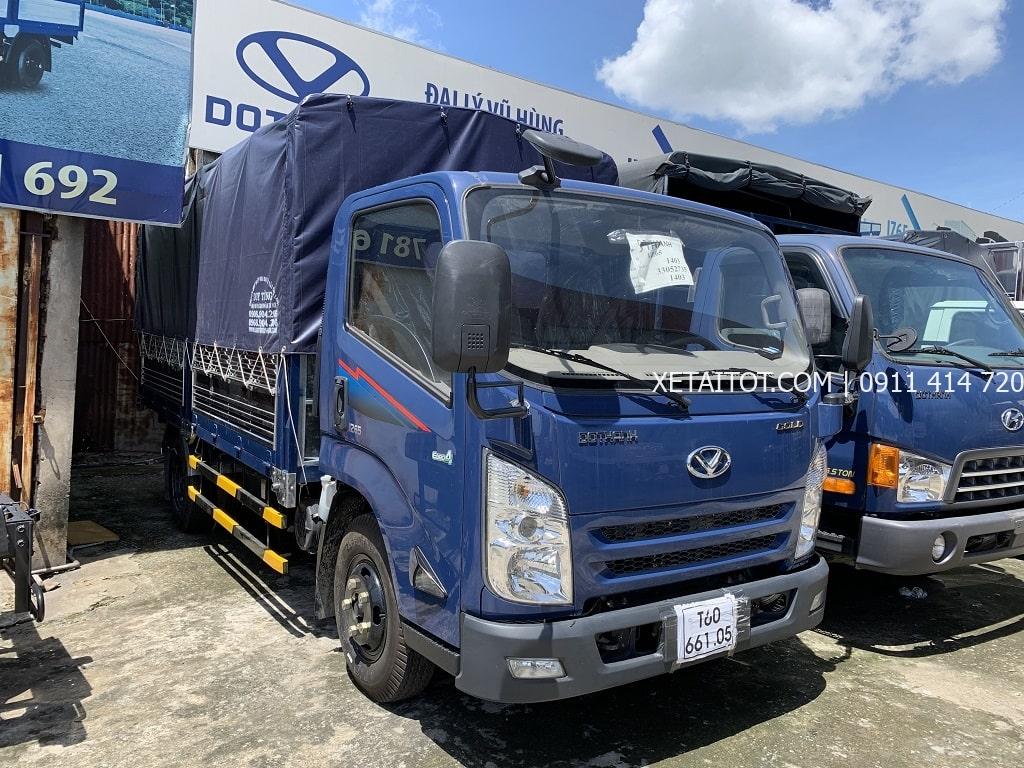 Dòng xe tải bán chạy nhất