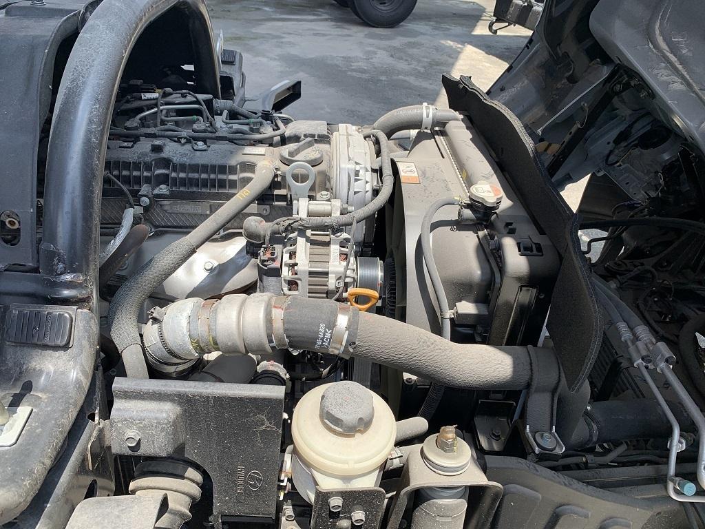 Hệ thống động cơ Hyundai N250SL