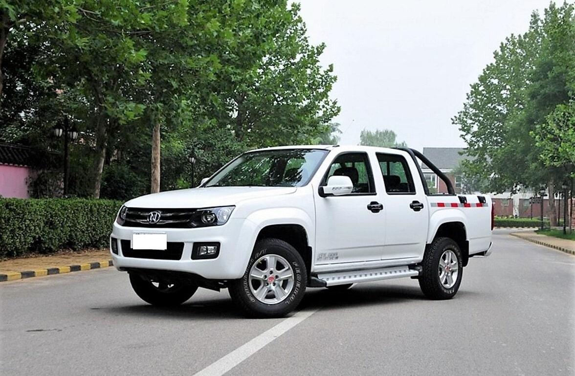 Xe bán tải của Ford và JMCG