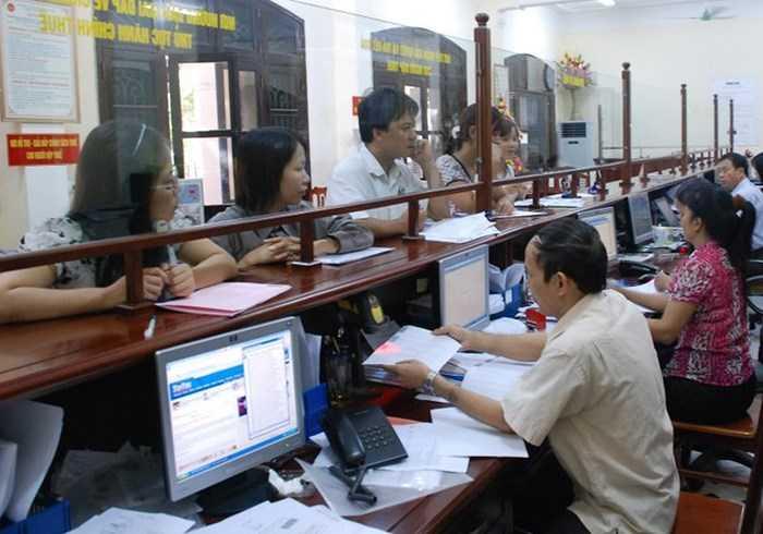 Đóng thuế trước bạ tại chi cục thuế