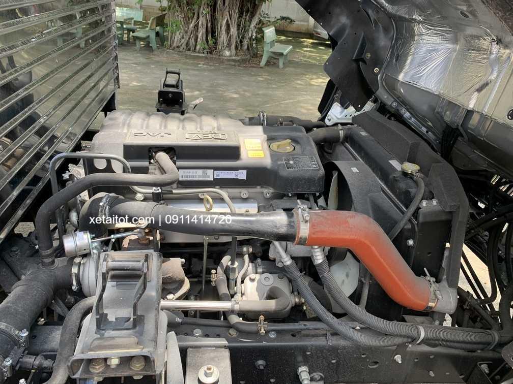 Động cơ xe tải JAC N650 5 tấn hoặc 6.5 tấn